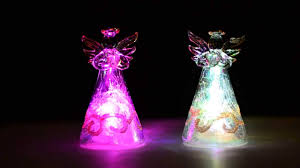 lighted angels
