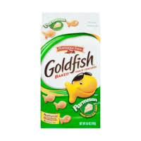 goldfish crackers bag. Plain Goldfish Pepperidge Farm Goldfish Crackers Parmesan 66oz Bag On A