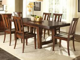 stupendous freeport brown 7 piece pedestal extending oval table dining set liberty furniture tahoe piece dining
