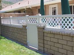 fence toppers cedar fence toppers fence with brown and white color stunning fence