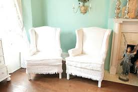 target simply shabby chic slipcovers for chairs your sofa interior fans image