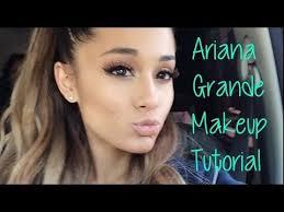 ariana grande makeup tutorial tori sterling