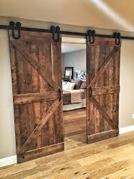barn door design