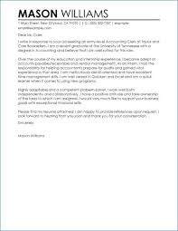 Cover Letter For Accounting Clerk Job Fresh Job Interview