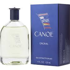 canoe eau de toilette 4 oz by dana