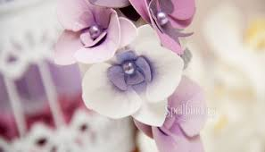 Paper Orchid Flower Paper Orchids Gift Toppers Yana Smakula