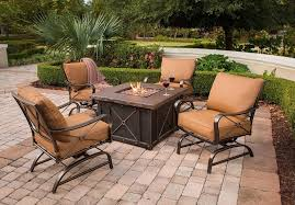 patio big lots patio furniture sets clearance patio furniture square metal and stone fire pit