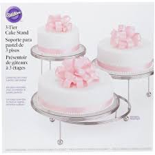 Wilton Cakes N More 3 Tier Party Stand Cakesupplies Wholesale