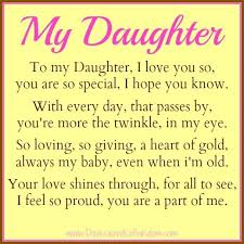 Daughter Love Quotes Awesome I Love My Daughter Quotes And Sayings Glamorous I Love My Daughters
