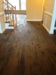 minwax dark walnut oak floors