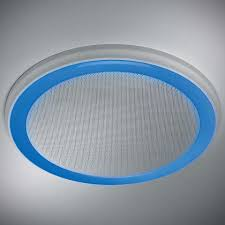 Bathroom Light Vent Homewerks New Bath Fan Is Also A Bluetooth Speakers And Led Light