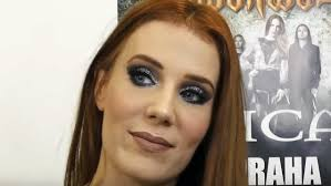 epica frontwoman s se makeup tutorial video