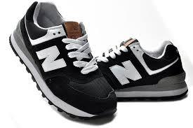 new balance 574 black. (30f611) new balance 574 ml574uc black white