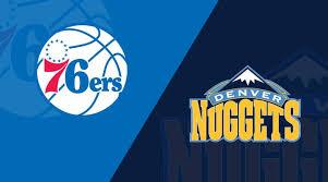 Denver Nuggets At Philadelphia 76ers 12 10 19 Starting