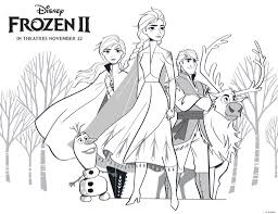 Incredibles 2 coloring pages printable. Frozen 2 Printable Coloring Pages And Activities Simply Sweet Days