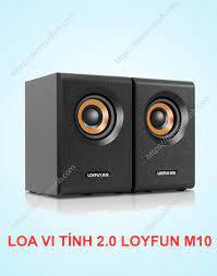 Loa Vi Tính 2.0 Loyfun M10