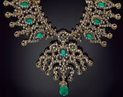 necklaces and diamond jewllery image
