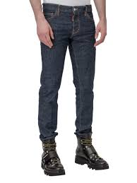 Dsquared2 Clothing Jeans With Contrast Stitching