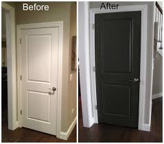 painted interior door ideas what color to paint interior doors home interior design interior wood cladding