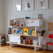modern storage  shelves mini library  oeuf canada