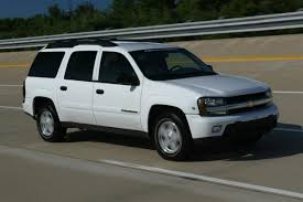 2004 Chevrolet TrailBlazer EXT - Information and photos - ZombieDrive