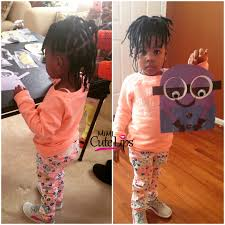 natural hairstyles for kids twist 3 cornrows two strand twist