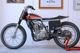husaberg flat tracker from kiddo motors in barcelona motorcycle