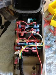into the wild page toyota fj cruiser forum here s the wires all connected except for one switch you can see the spod switch harness below left
