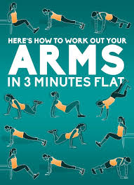 arm workout for women 3 minute exercises to get rid of flabby arms saloni health beauty supply the unmon beauty