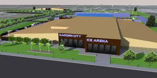ice arena multi sport complex concept unveiled