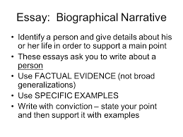 cahsee the writing task the essay overview law business  7 essay biographical