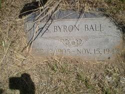 Slade Byron Ball (1905-1947) - Find A Grave Memorial