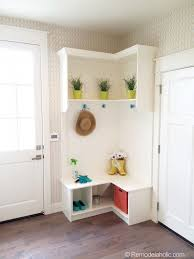 furniture for corner space. corner mudroom furniture for space t