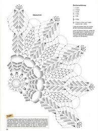 Doily Chart Crochet Doily Diagram Crochet Doily