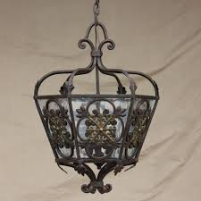 outdoor wrought iron chandelier chandelier designs