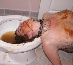 Hardcore degrading fuck sluts toilet