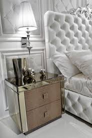 Mirror Side Tables Bedroom 17 Best Ideas About Mirrored Side Tables On Pinterest Mirror