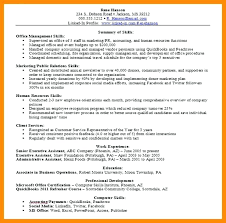Management Skills Examples For Resume How To List Management Skills Beauteous Skills On Resume