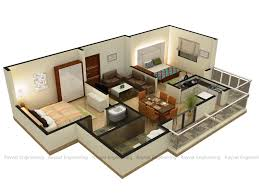 3d floor plan services architectural rendering modeling house with