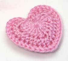 Crochet Heart Pattern Free Enchanting Blog PlanetJune By June Gilbank Love Hearts