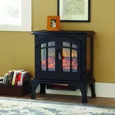 ChimneyFree Electric Infrared Quartz Stove Heater 5200 BTU Infrared Fireplace Heater