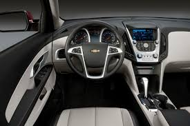 Chevrolet Equinox interior gallery. MoiBibiki #5