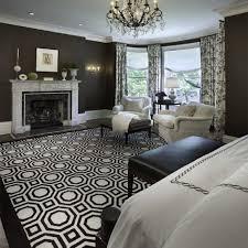 black and white rugs living room living room