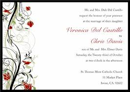 Sample Of Wedding Invatation Invitations Wedding Card Sample Text Indian In Hindi Format
