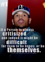 Chris Brown Quotes Interesting Rihanna Quotes About Chris Brown