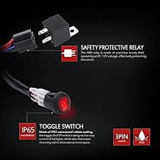 light northpole waterproof driving mounting (northpole light) 3776 Mictuning Wiring Diagram mictuning hd 300w led light bar wiring harness fuse 40amp relay on off waterproof switch mictuning switch wiring diagram