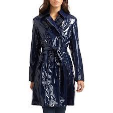 patent leather trench raincoat m 5adec5a3caab44814861c7f2