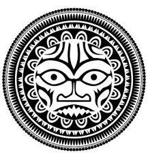 Tetování Na Motivy Francouzské Polynésie Francouzská Polynésie