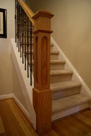 Custom Newel Post Newels And More Stair Parts For Charleston Sc