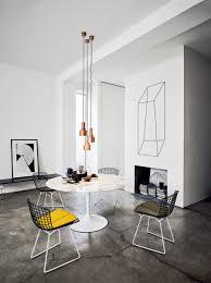 Knoll Harry Bertoia Two-Tone Side Chair - Modern Planet